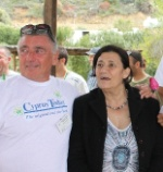George Roper and Raziye Kocaismail